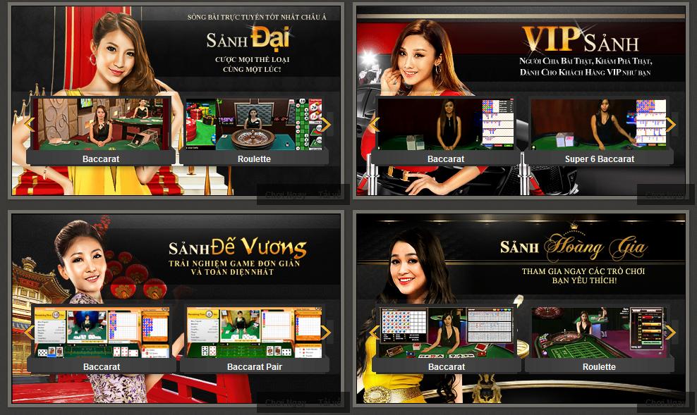 188Bet lựa chọn số 1 để chơi casino online