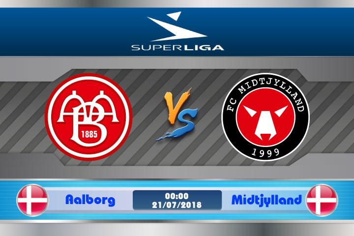 Soi kèo Aalborg vs Midtjylland 00h00, ngày 21/7: Quá khứ còn đó
