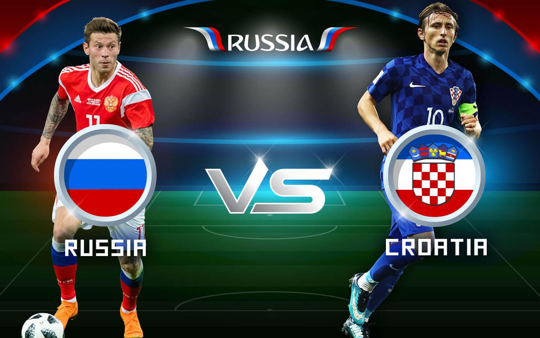 Soi kèo World Cup Nga vs Croatia 01h00, ngày 08/7: Thử thách rất lớn