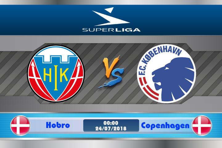 Soi kèo Hobro vs Copenhagen 00h030, ngày 24/7: Chủ nhà gặp nạn