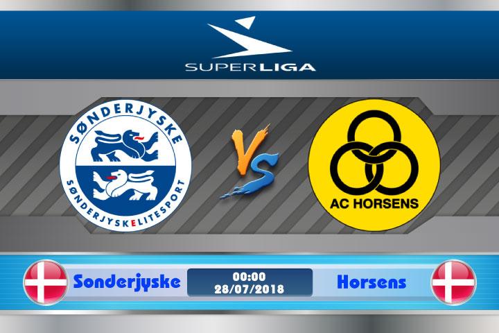Soi kèo Sonderjyske vs Horsens 00h00, ngày 28/7: Vùng đất tử thần