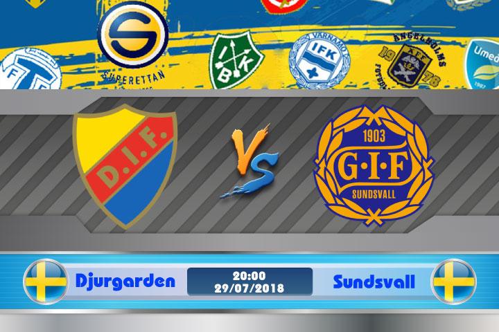 Soi kèo Djurgarden vs Sundsvall 20h00, ngày 29/7: Quá khứ bao trùm