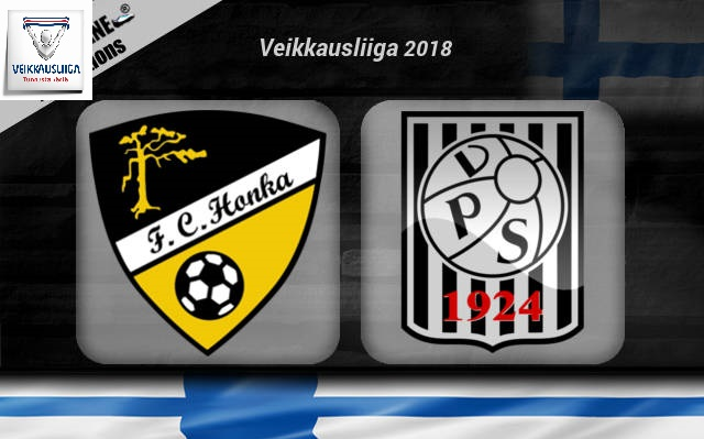 Soi kèo VĐQG Phần Lan Honka vs VPS Vaasa 22h30, ngày 08/7: Trở lại top 3