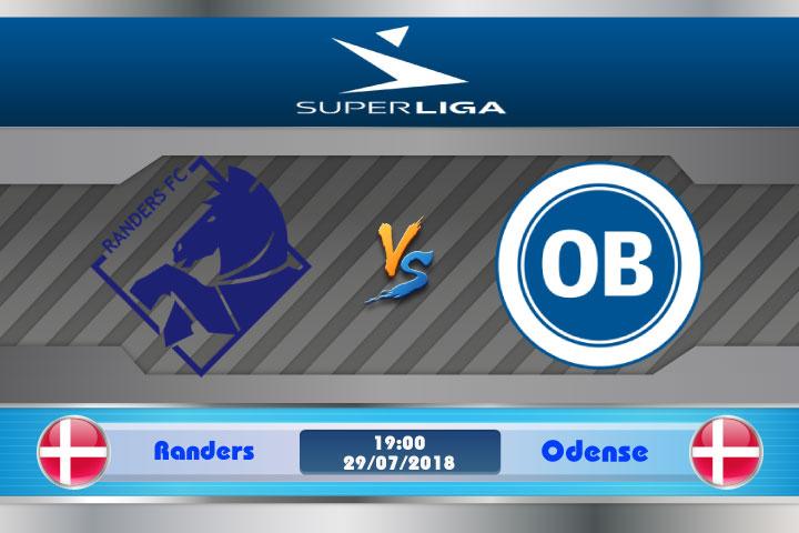 Soi kèo Randers vs Odense 19h00, ngày 29/7: Quá khứ lu mờ