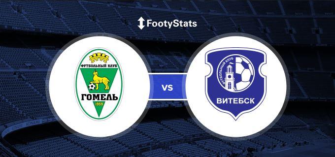 Soi kèo VĐQG Belarus Vitebsk vs Gomel 19h00, ngày 08/7: 3 điểm trước mắt