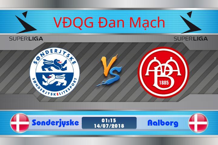 Soi kèo Sonderjyske vs Aalborg 01h15, ngày 14/7: 3 điểm đầu tiên