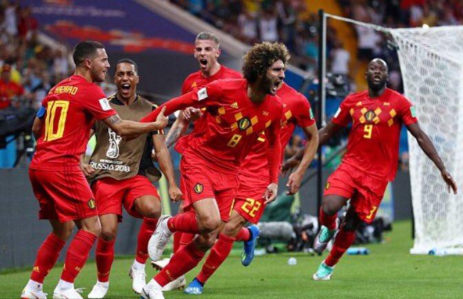 Nhận định, soi kèo Brazil vs Bỉ