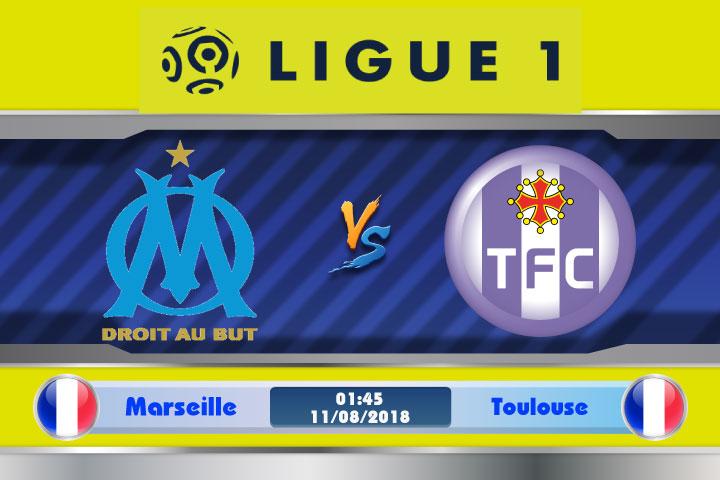 Soi kèo Marseille vs Toulouse 01h45, ngày 11/8: Cần một chiến thắng