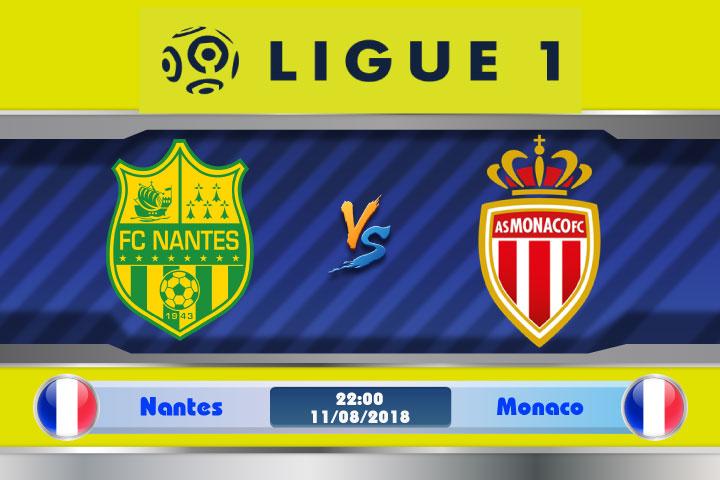 Soi kèo Nantes vs Monaco 22h00, ngày 11/8: Dạo đầu khó khăn