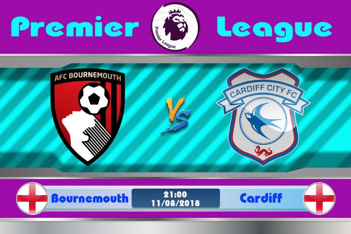 Soi kèo Bournemouth vs Cardiff 21h00, ngày 11/8: Gặp lại người xưa