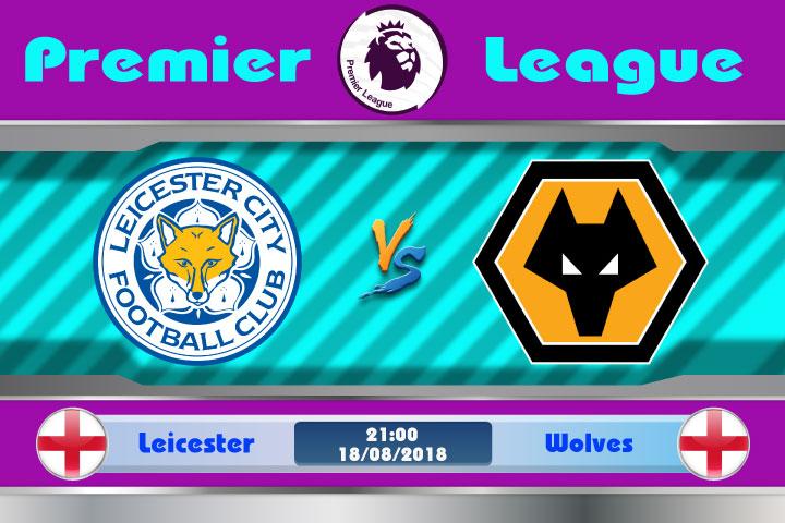 Soi kèo Leicester vs Wolves 21h00, ngày 18/8: Cáo sói tranh hùng