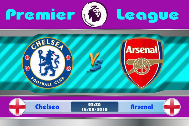 Soi kèo Chelsea vs Arsenal 23h30, ngày 18/8: Khó khăn chồng chất