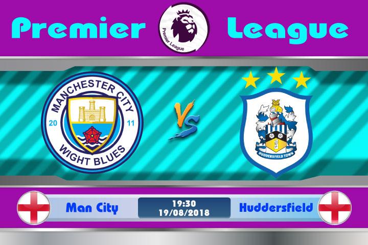Soi kèo Man City vs Huddersfield 19h30, ngày 19/8: Khẳng định vị thế