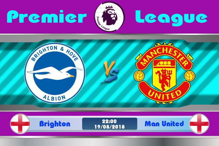 Soi kèo Brighton vs Manchester United 22h00, ngày 19/8: Đối thủ nhẹ ký