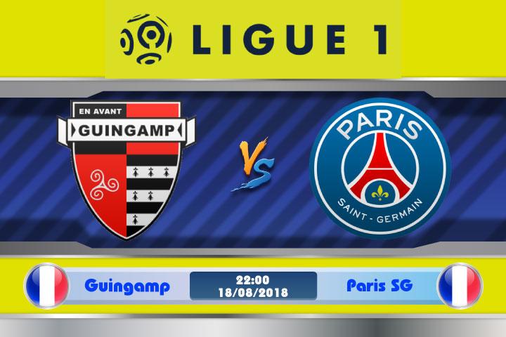 Soi kèo Guingamp vs Paris SG 22h00, ngày 18/8: Nhà vua ghé thăm