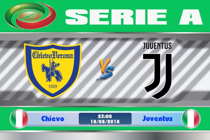 Soi kèo Chievo vs Juventus 23h00, ngày 18/8: Cơ hội nào cho đội nhà