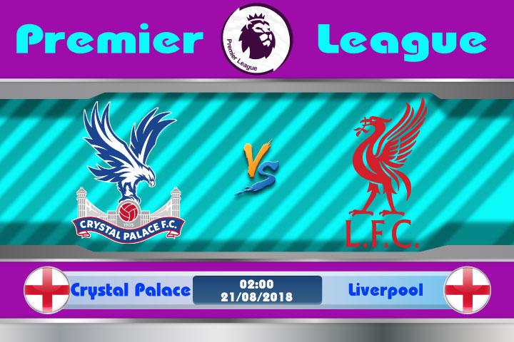 Soi kèo Crystal Palace vs Liverpool 02h00, ngày 21/8: Khiếp sợ sắc đỏ