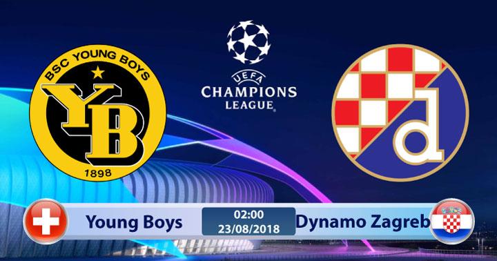 Soi kèo Young Boys vs Dynamo Zagreb 02h00, ngày 23/8: Vượt khó