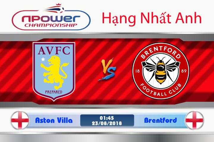 Soi kèo Aston Villa vs Brentford 01h45, ngày 23/8: Chấm dứt nỗi đau