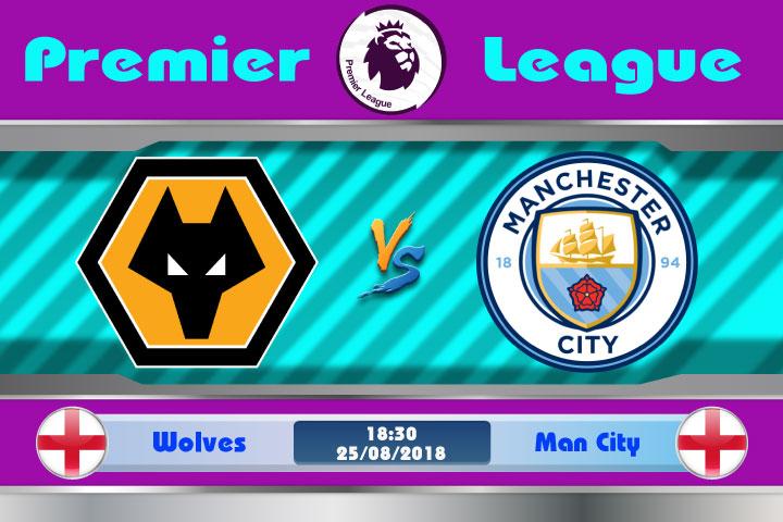 Soi kèo Wolves vs Man City 18h30, ngày 25/8: Bầy sói gặp nạn