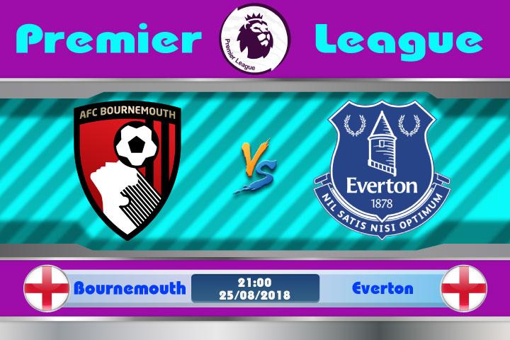 Soi kèo Bournemouth vs Everton 21h00, ngày 25/8: Giữ vững thành tích