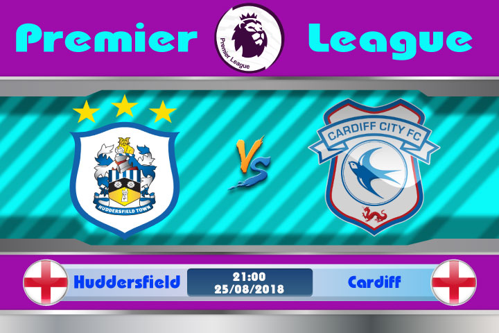 Soi kèo Huddersfield vs Cardiff 21h00, ngày 25/8: Vực dậy tinh thần