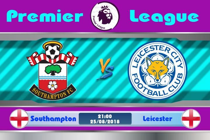 Soi kèo Southampton vs Leicester 21h00, ngày 25/8: Vắng bóng chủ lực