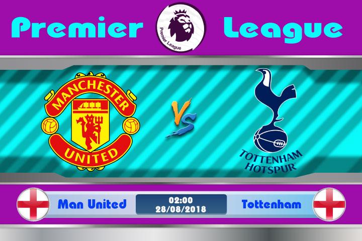 Soi kèo Manchester United vs Tottenham 02h00, ngày 28/8: Quỷ Đỏ trút giận
