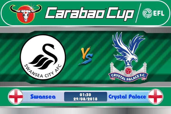 Soi kèo Swansea vs Crystal Palace 01h30, ngày 29/8: Đối thủ quen thuộc