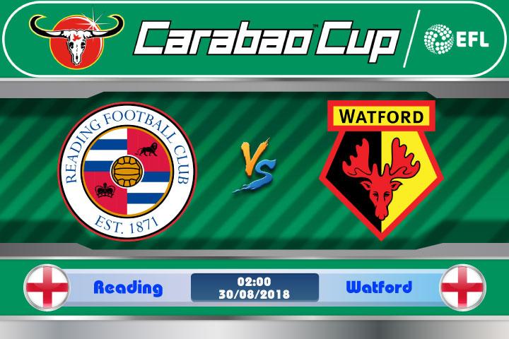 Soi kèo Reading vs Watford 02h00, ngày 30/8: Nối dài mạch thắng
