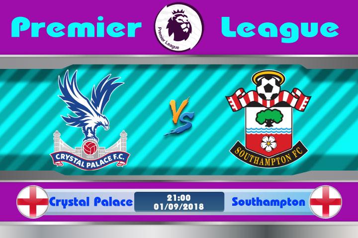 Soi kèo Crystal Palace vs Southampton 21h00, ngày 01/9: Đối thủ khó chịu
