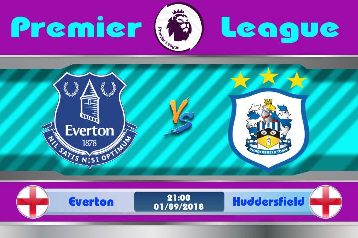 Soi kèo Everton vs Huddersfield 21h00, ngày 01/9: Giữ vững thành tích