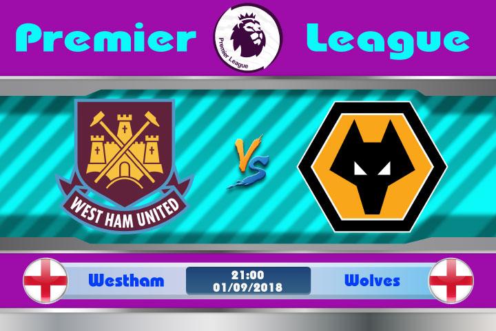 Soi kèo West Ham vs Wolves 21h00, ngày 01/9: Chiến thắng đầu tiên