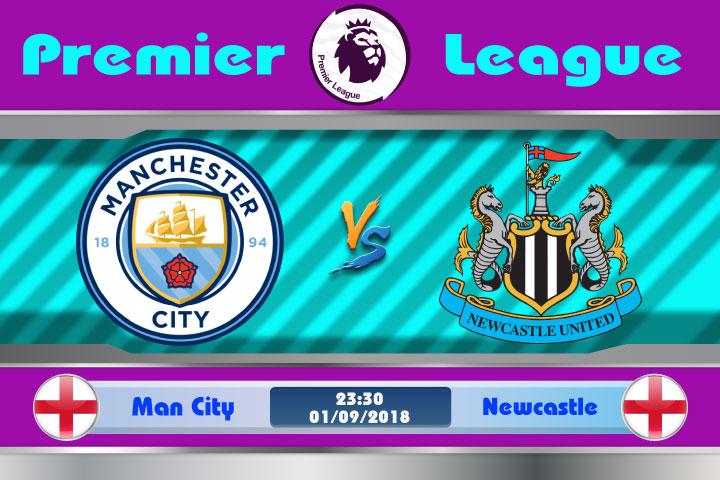 Soi kèo Man City vs Newcastle 23h30, ngày 01/9: 3 điểm quen thuộc