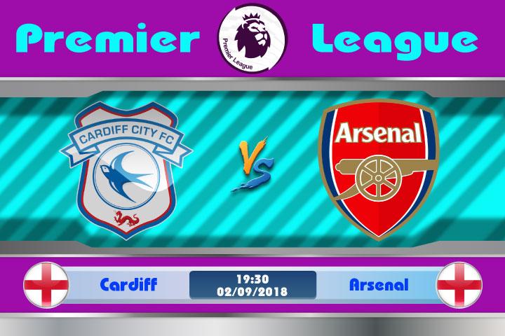 Soi kèo Cardiff vs Arsenal 19h30, ngày 02/9: Pháo Thủ nổ súng