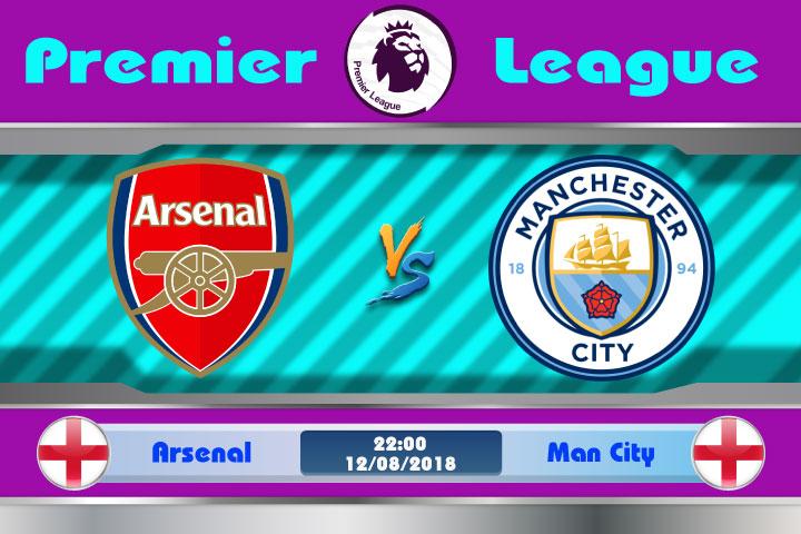 Soi kèo Arsenal vs Man City 22h00, ngày 12/8: Nóng ngay lúc khởi đầu