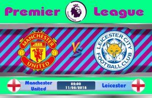 Soi kèo Manchester United vs Leicester 02h00, ngày 11/8: Quỷ Đỏ Khởi Động
