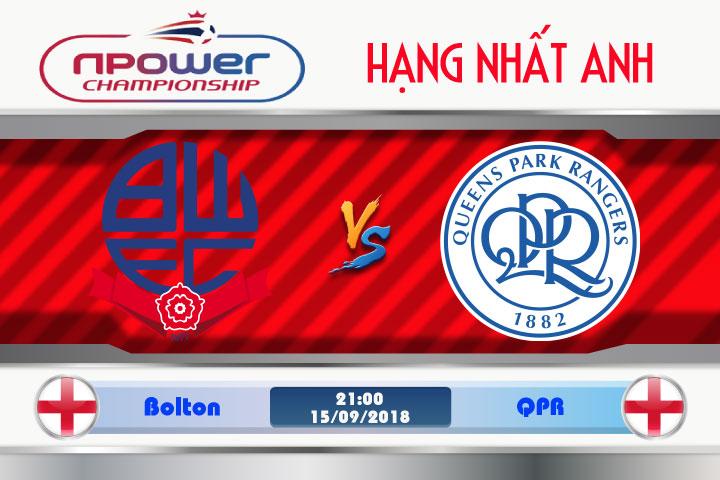 Soi kèo Bolton vs QPR 21h00, ngày 15/9: Không dễ bắt nạt
