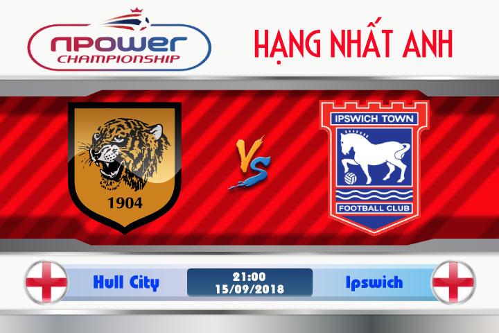 Soi kèo Hull City vs Ipswich 21h00, ngày 15/9: Ác mộng từ bầy Hổ