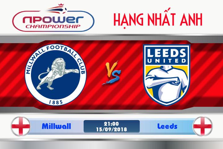 Soi kèo Millwall vs Leeds 21h00, ngày 15/9: Viết lại lịch sử