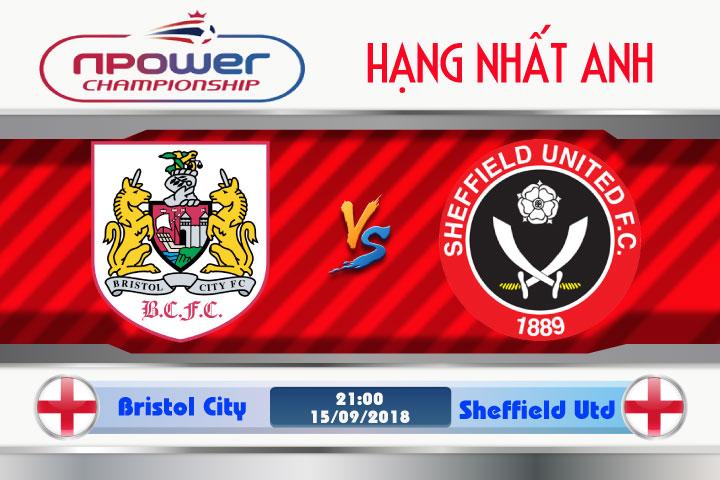 Soi kèo Bristol City vs Sheffield Utd 21h00, ngày 15/9: Kết cuộc khó đoán