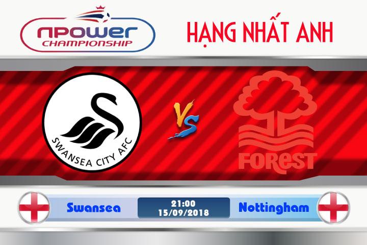 Soi kèo Swansea vs Nottingham 21h00, ngày 15/9: Vũ điệu Thiên Nga