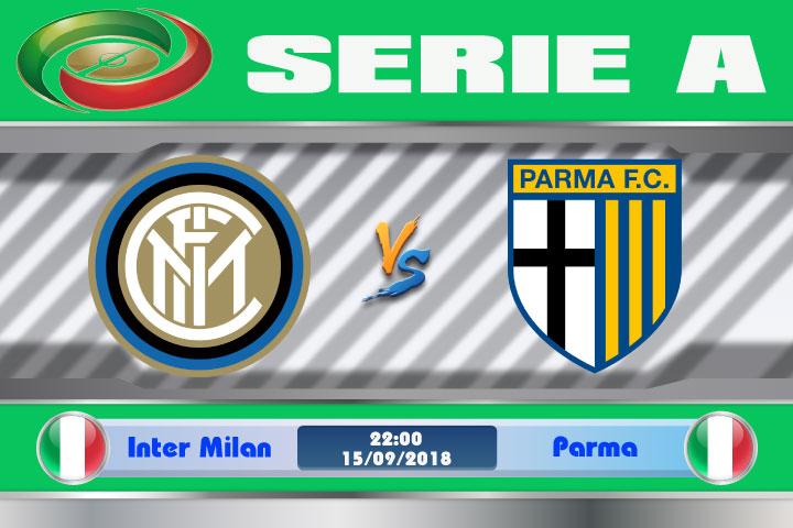 Soi kèo Inter Milan vs Parma 22h00, ngày 15/9: Tân binh quen thuộc