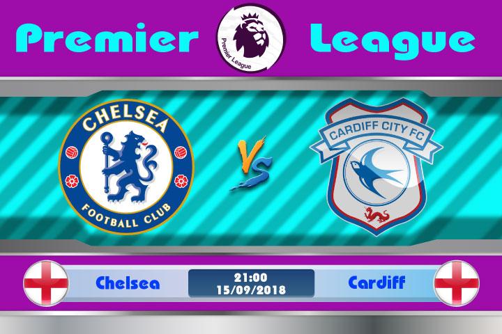 Soi kèo Chelsea vs Cardiff 21h00, ngày 15/9:  Thử thách nhẹ nhàng