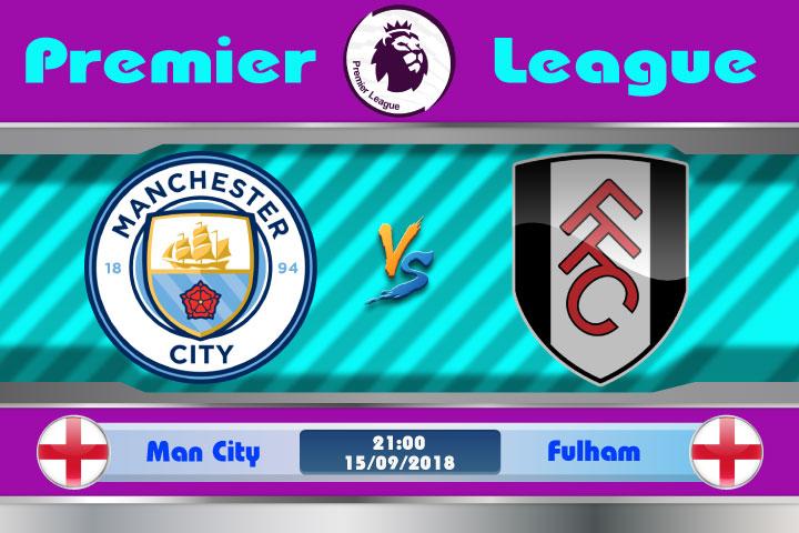 Soi kèo Man City vs Fulham 21h00, ngày 15/9: Bảo toàn thể lực