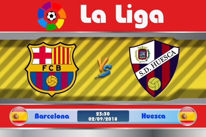 Soi kèo Barcelona vs Huesca 23h30, ngày 02/9: Ký ức đáng quên