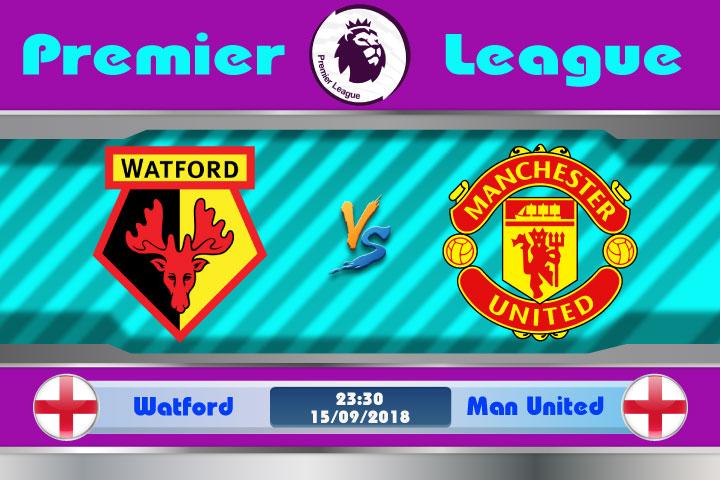 Soi kèo Watford vs Manchester United 23h30, ngày 15/9: Thử thách dồn dập