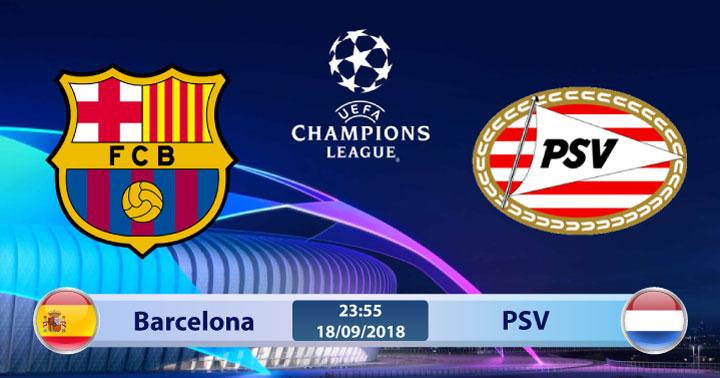 Soi kèo Barcelona vs PSV 23h55, ngày 18/9: Thử thách từ đầu
