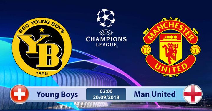 Soi kèo Young Boys vs Manchester United 02h00, ngày 20/9: Cọ xát Quỷ Đỏ