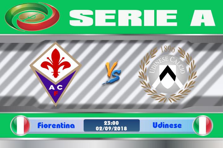 Soi kèo Fiorentina vs Udinese 23h00, ngày 02/9: Quá khứ tăm tối